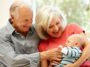 Tips for Grandparents of a Newborn