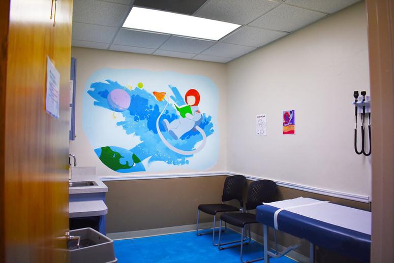 North Florida Pediatrics Lake City Room