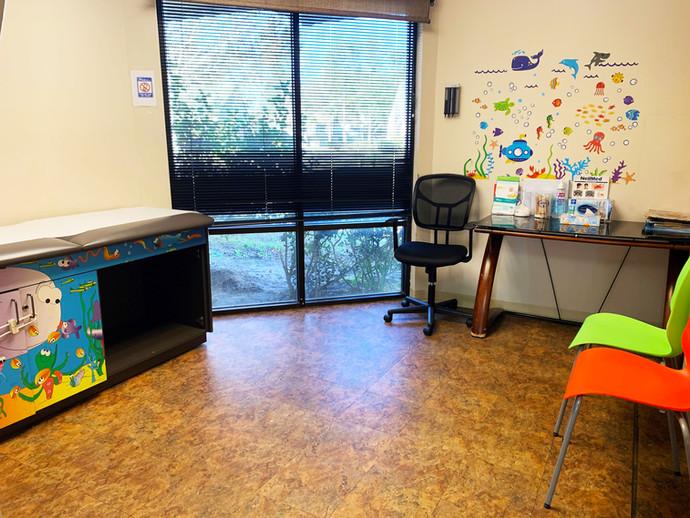 North Florida Pediatrics Baymeadows Room
