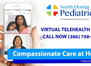 Virtual Telehealth Visits Now!