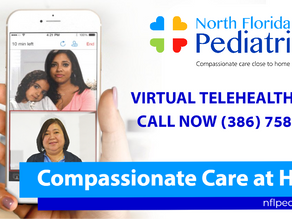 Virtual Telehealth Visits Now!
