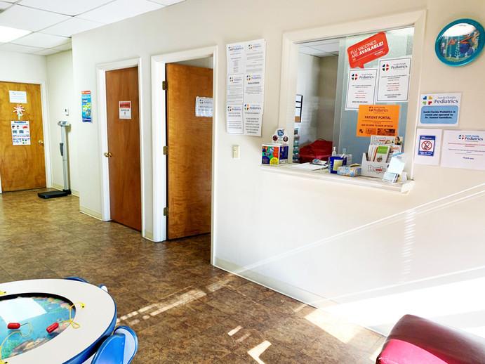 North Florida Pediatrics Baymeadows Fron
