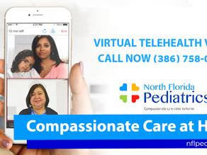 VIRTUAL TELEHEALTH VISITS!