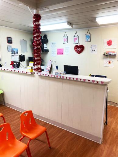 Jasper Front Desk
