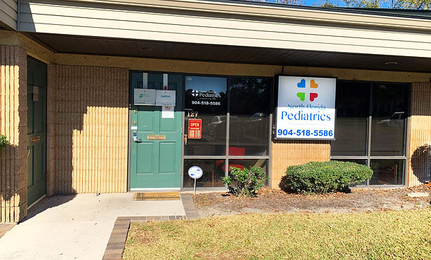 North Florida Pediatrics Baymeadows Exte