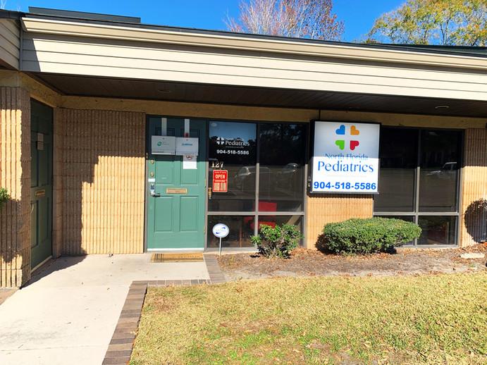 North Florida Pediatrics Baymeadows Exte