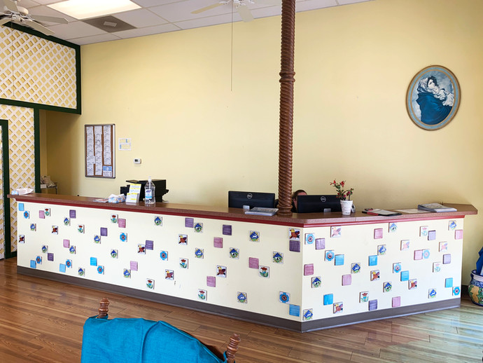 Nocatee Front Desk