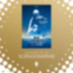 """Trophée de la scénographie 2018 """"Bô le voyage musical"""""""