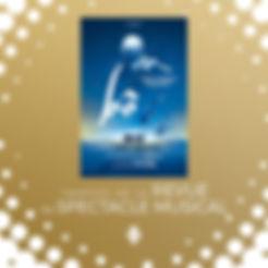 """Trophée de la Revue ou Spectacle musical 2018 """"Bô le voyage musical"""""""