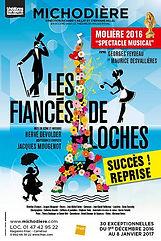 Molière du Spectacle musical 2016  Les Fiancés de Loches