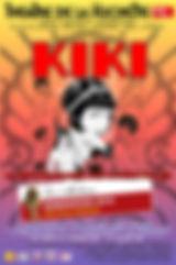 Nomination 2016 Spectacle Musical Kiki le Montparnasse des années folles
