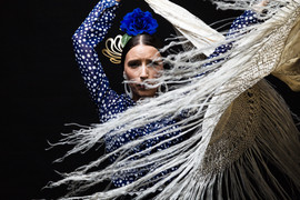 Eva Yerbabuena Flamenco Diapason