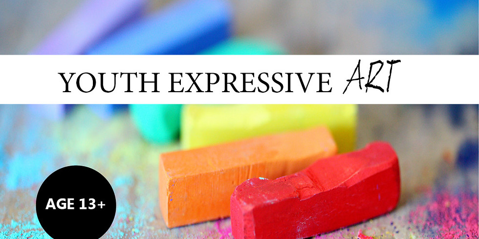 YOUTH Expressive ART Experience Jan14