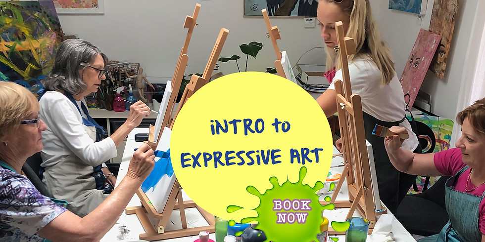 Expressive Art for Well-being - Introduction class