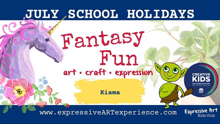 NARNIA - Thursday 8th JULY - Kiama