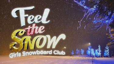 CSスカパー番組 feel the snow 2016