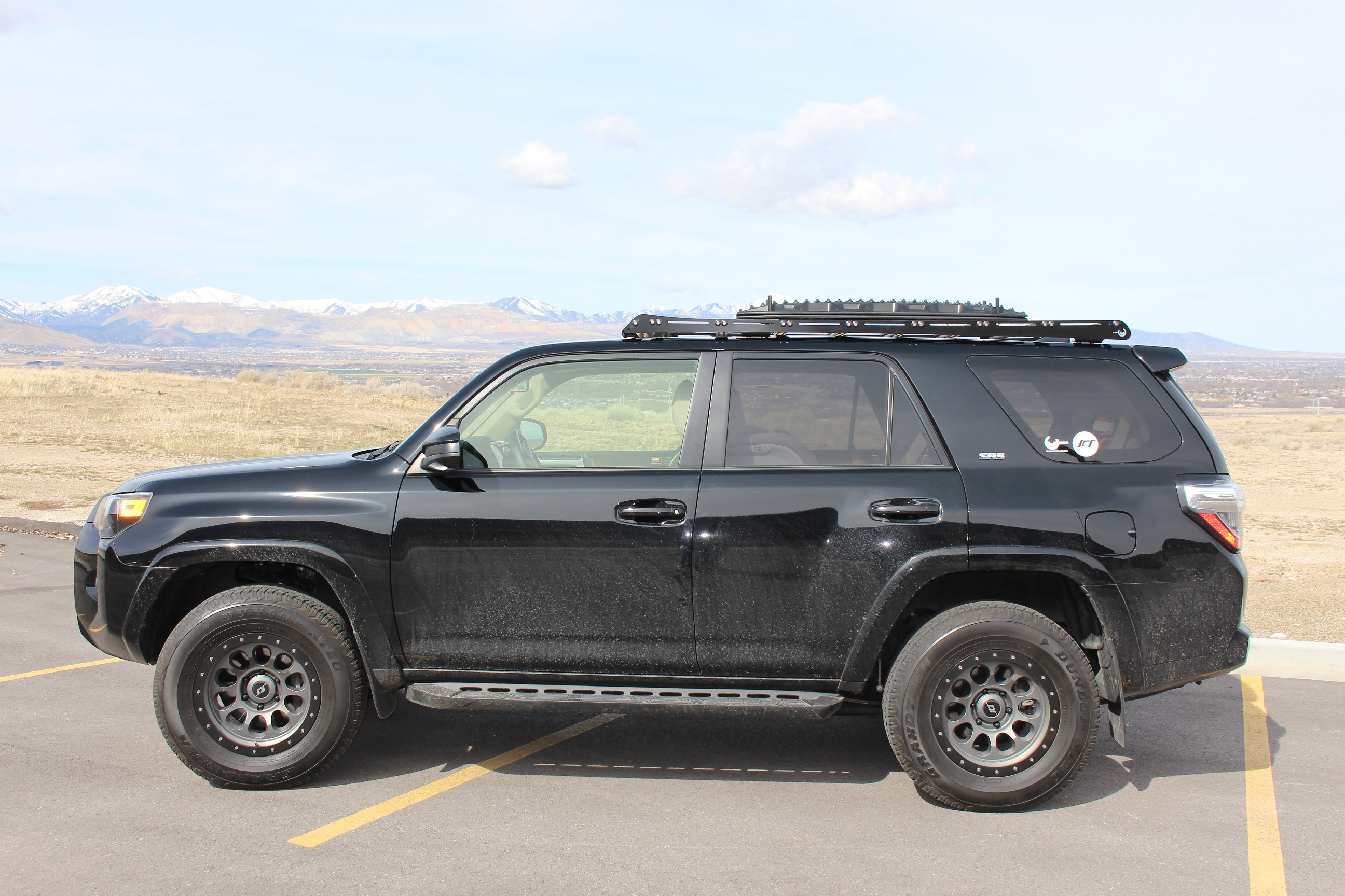 The 4Runner Rooofrac Full Is A Modular, Adjustable, And Completely Bolt  Together 7/8 Length Roof Rack For 2010 2018 Toyota 4Runner.