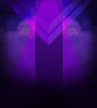 fumée violet