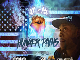 The Side Effect Of Being Hungry... HUNGER PAINS! XI da' MC's New Mixtape!