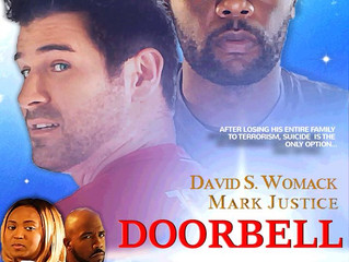 "Ran Blacc Makes His Way Into David S. Womack's ""Doorbell"" Short Film!"