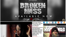 "HypeWorld Magazine showcases Ran Blacc's New Single ""Broken Mess"" Music Video."