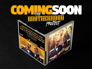 """Crown Republik Ent & Crown Music Presents """"The Brotherhood Project"""". Project Releasing"""