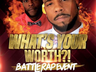 "Ran Blacc & XI da' MC Perform At The ""Whats Your Worth"" Battle Rap Event"