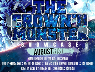 Crown Republik Ent & American Monster Guild Present Talent Showcase In Las Vegas, NV.