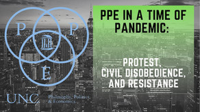 Protest, Civil Disobedience, and Resistance: Briana Toole and William Paris in Conversation with Simone Gubler
