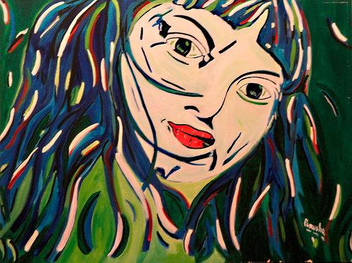 Portrait Marie-Pier