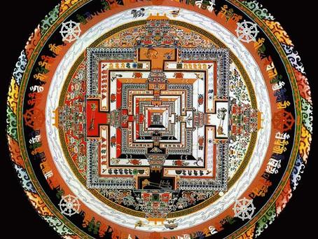 4 méditations selon le Mandala de vie