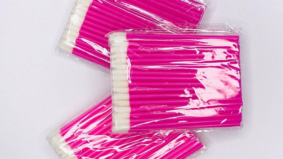 50pcs Disposable Lip Brush Lipstick