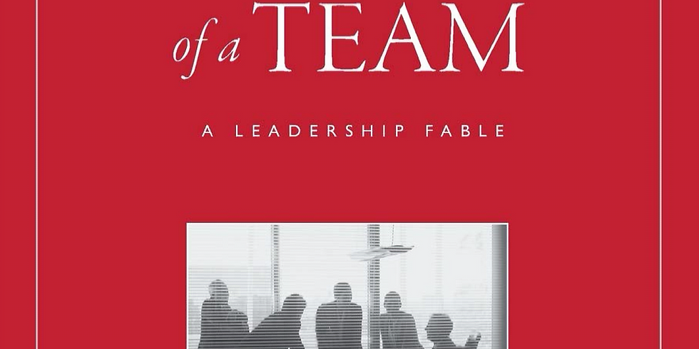 The Five Dysfunctions of a Team online Book Club
