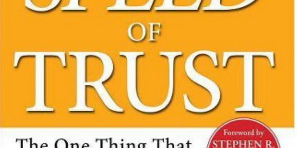 The Speed of Trust
