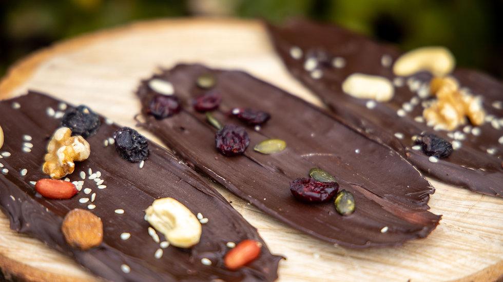 Mini Chocolate Barks