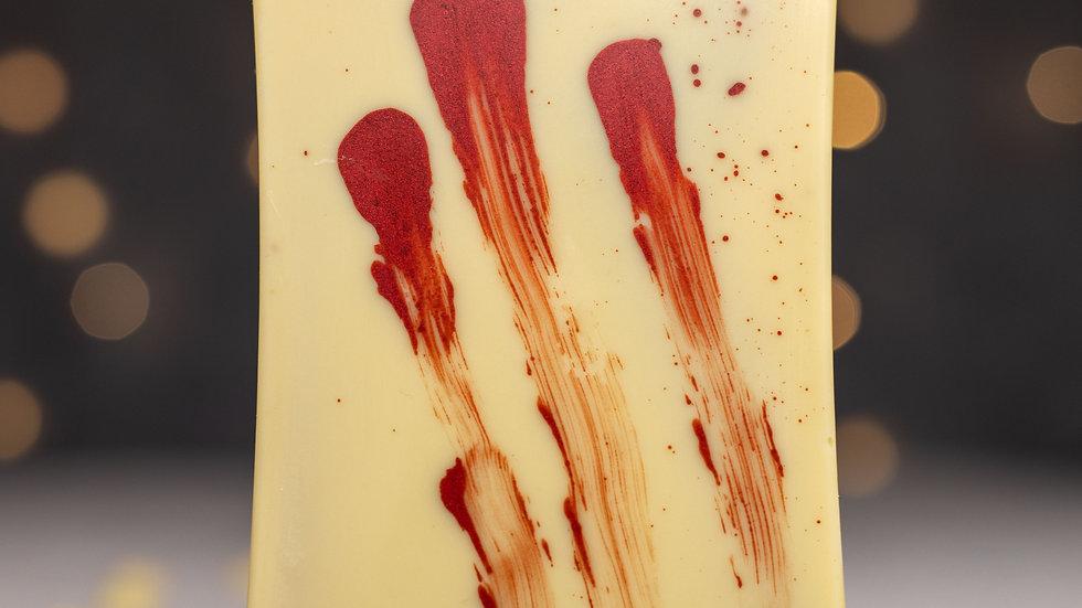 Halloween Blood Splatter Slab