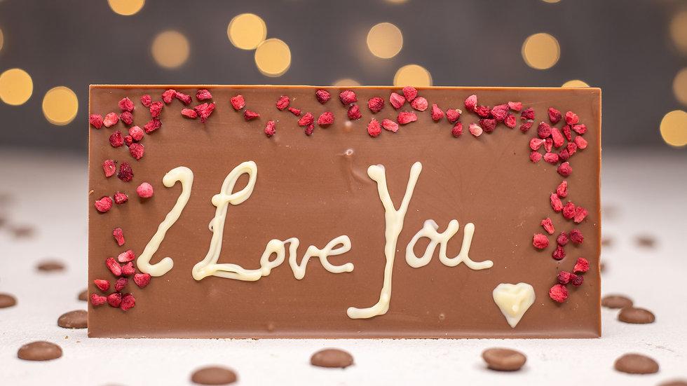I Love You Gift Slab