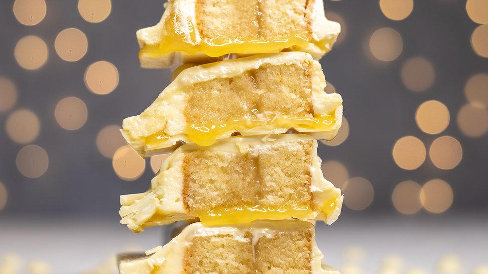 Lemon Drizzle Cake Bar
