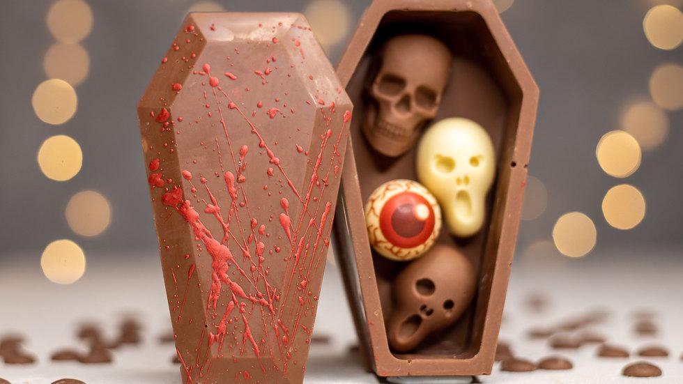 Creepy Coffin