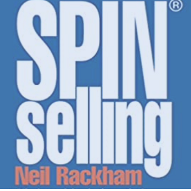 Book Club - Spin Selling by Neil Rackham