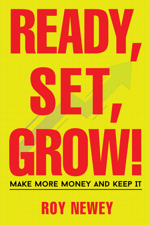 Ready, Set, Grow! Paperback