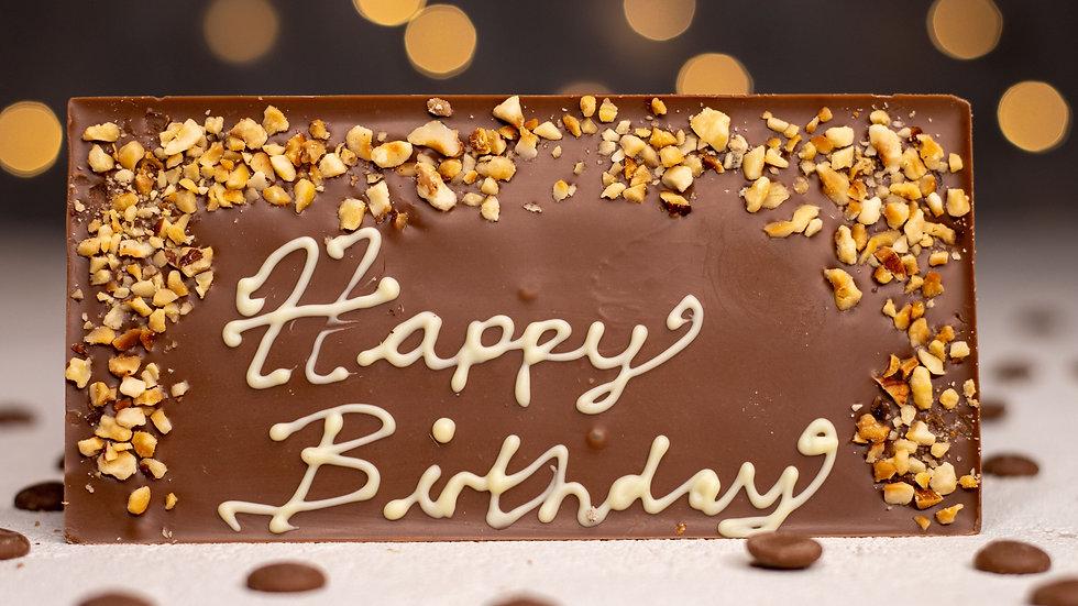 Happy Birthday Slab