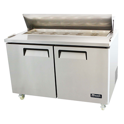 NEW MIGALI REFRIGERATED COUNTER SANDWICH /SALAD UNIT