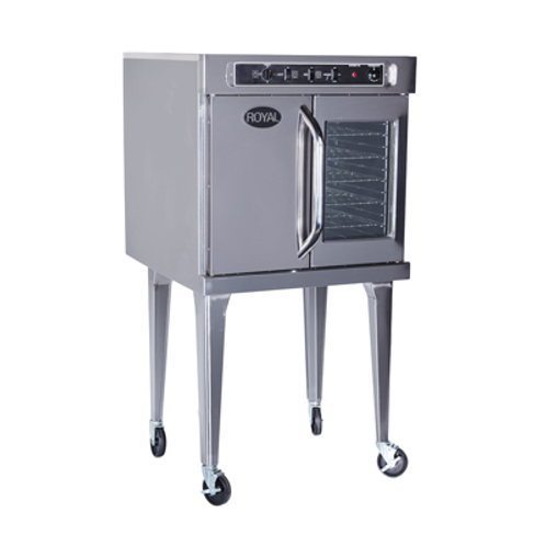 NEW ROYAL CONVECTION OVEN ELECTRIC