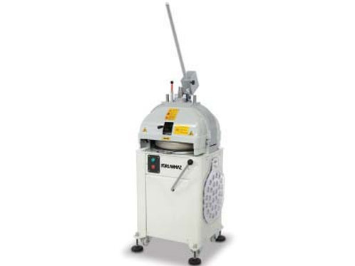 Porlanmaz doughdivider &rounder cuts and rounds the small weight dough in the sa