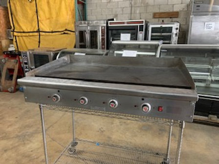 """USED VULCAN 48"""" NATURAL GAS GRIDDLE"""