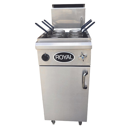 NEW ROYAL PASTA COOKER GAS