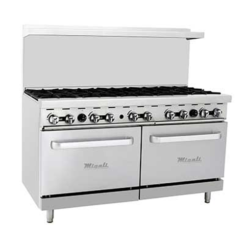 NEW MIGALI RANGE 60' RESTAURANT GAS LP