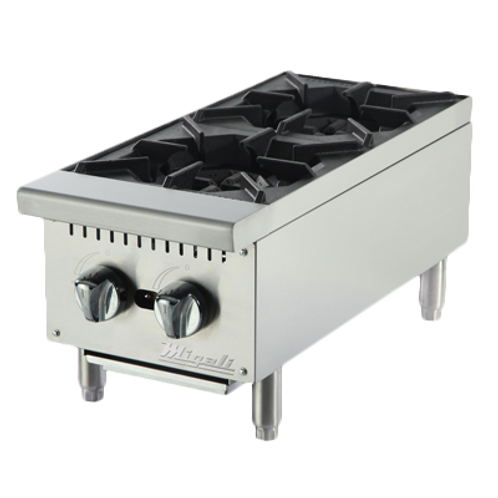 NEW MIGALI HOT PLATE COUNTERTOP GAS