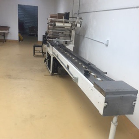 USED JAGUAR BAKERY PACKING MACHINE